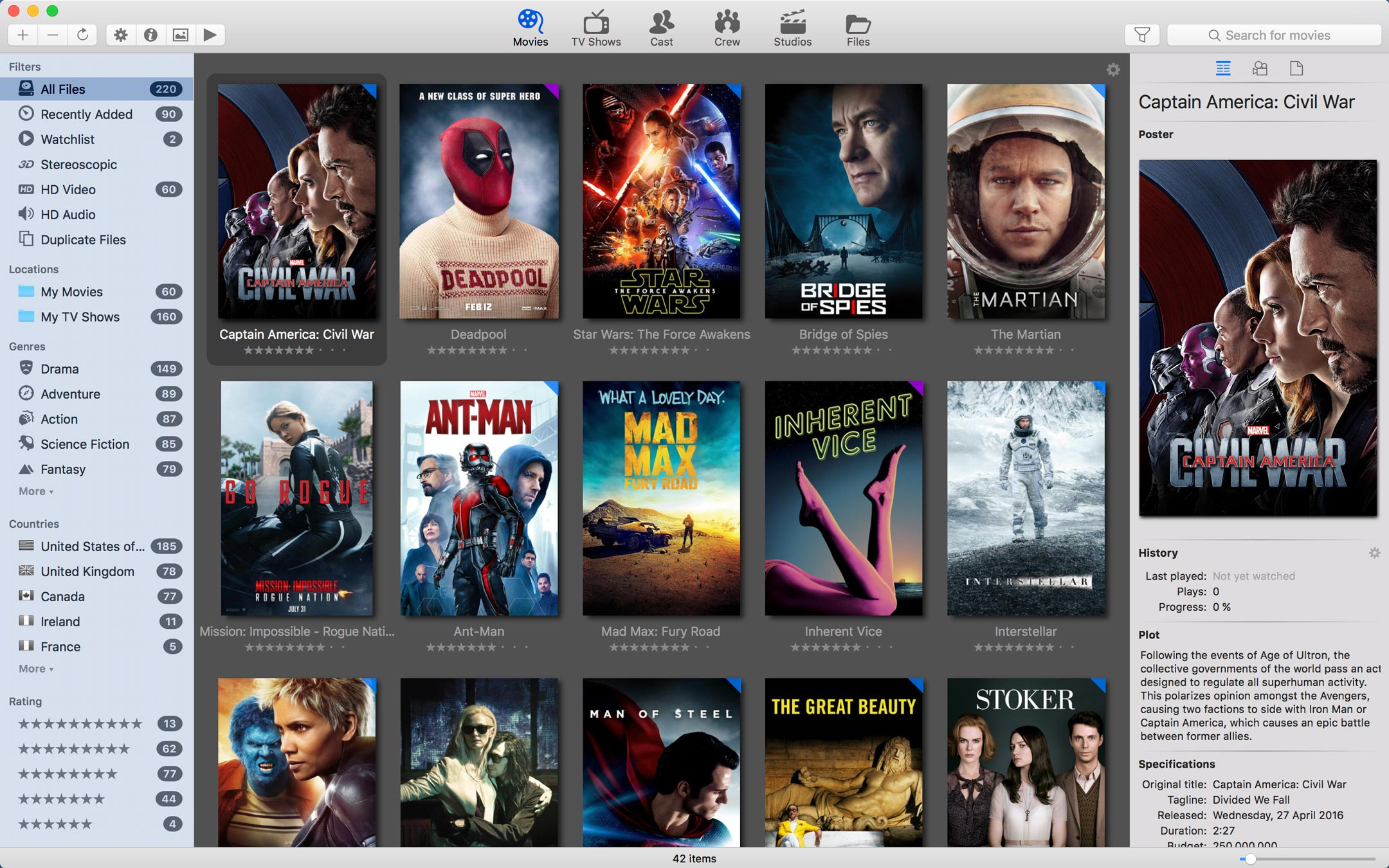 Movie Explorer 1.7.2