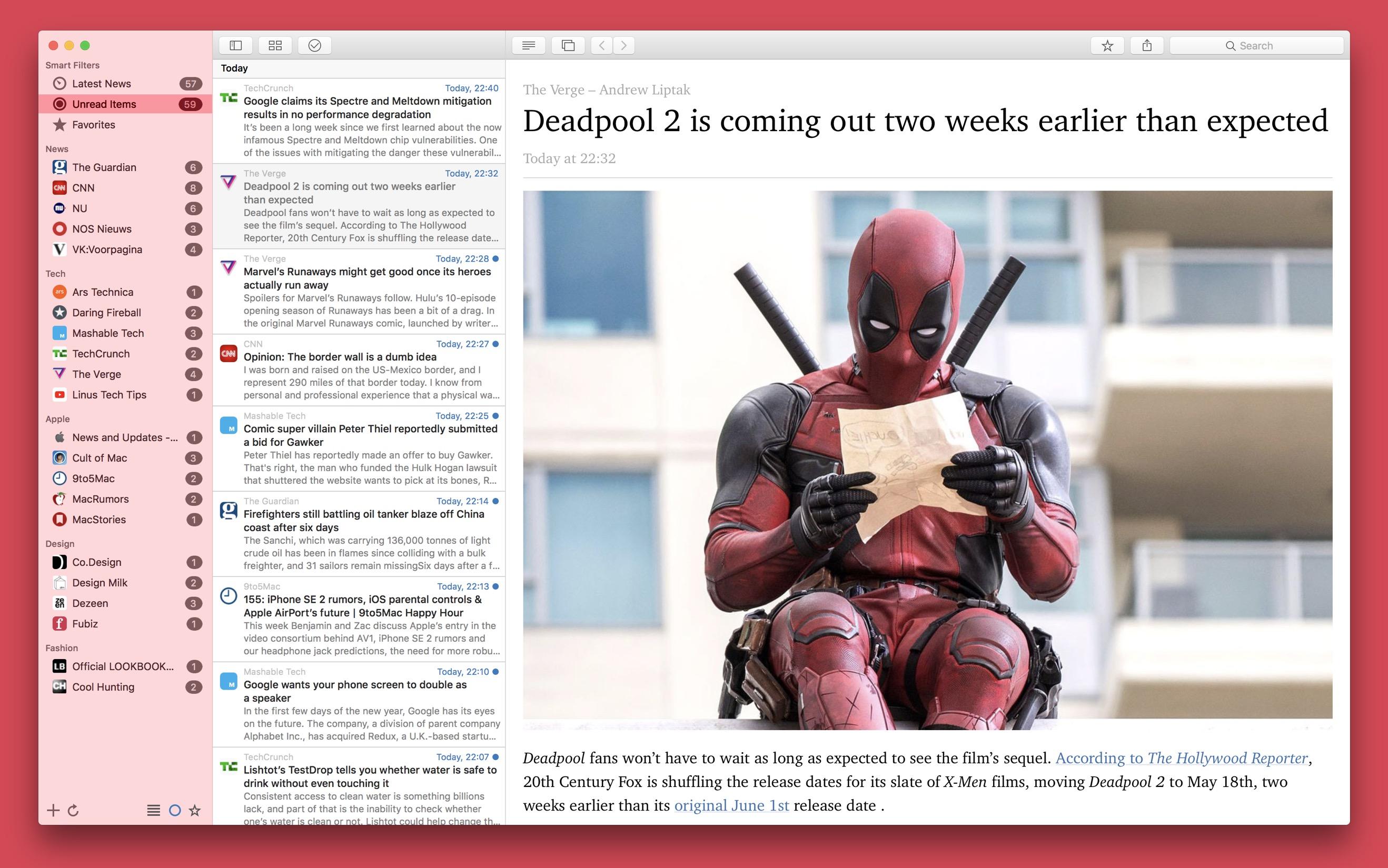 News Explorer 1.8.4