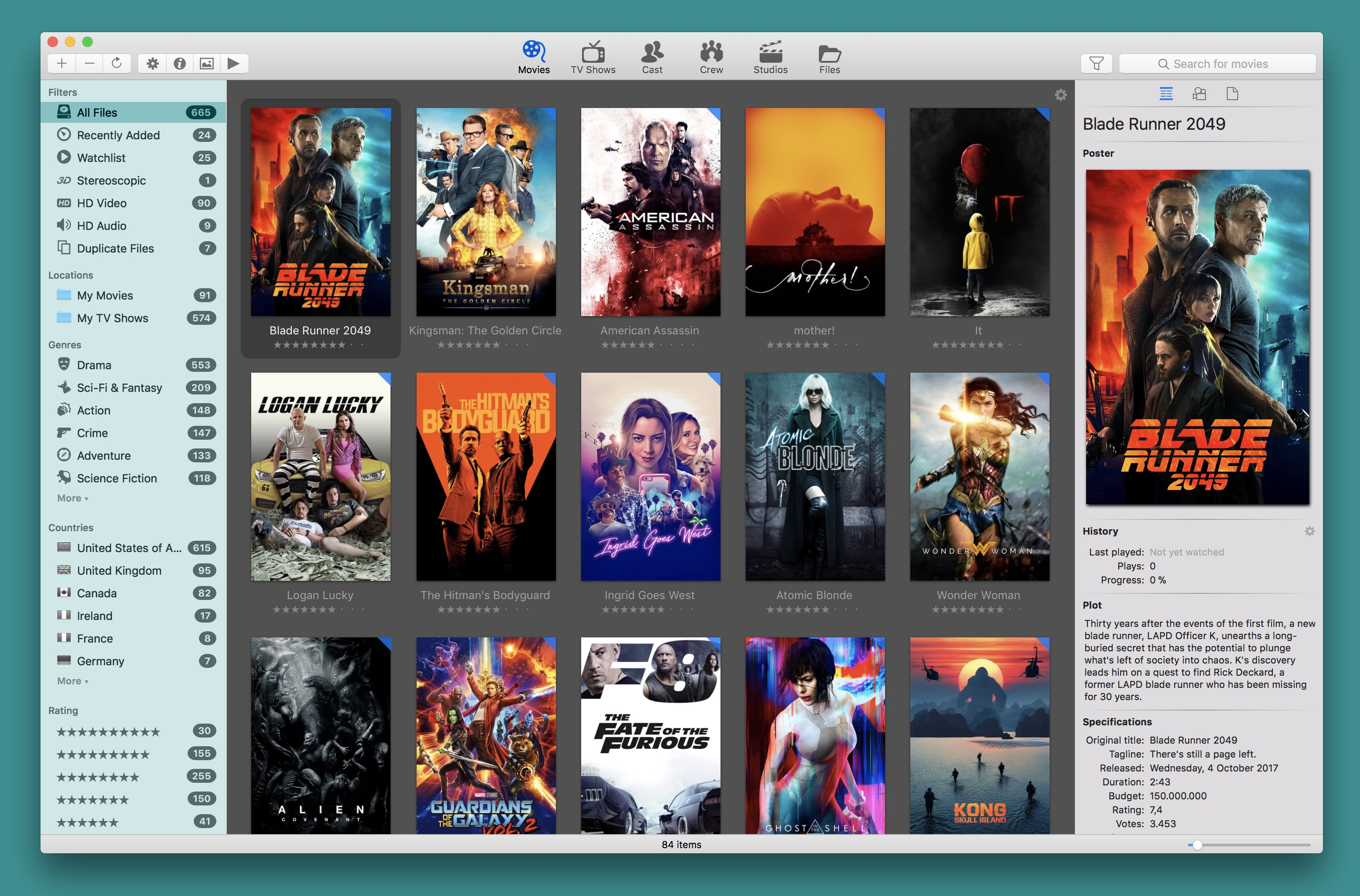 Movie Explorer 1.8.2