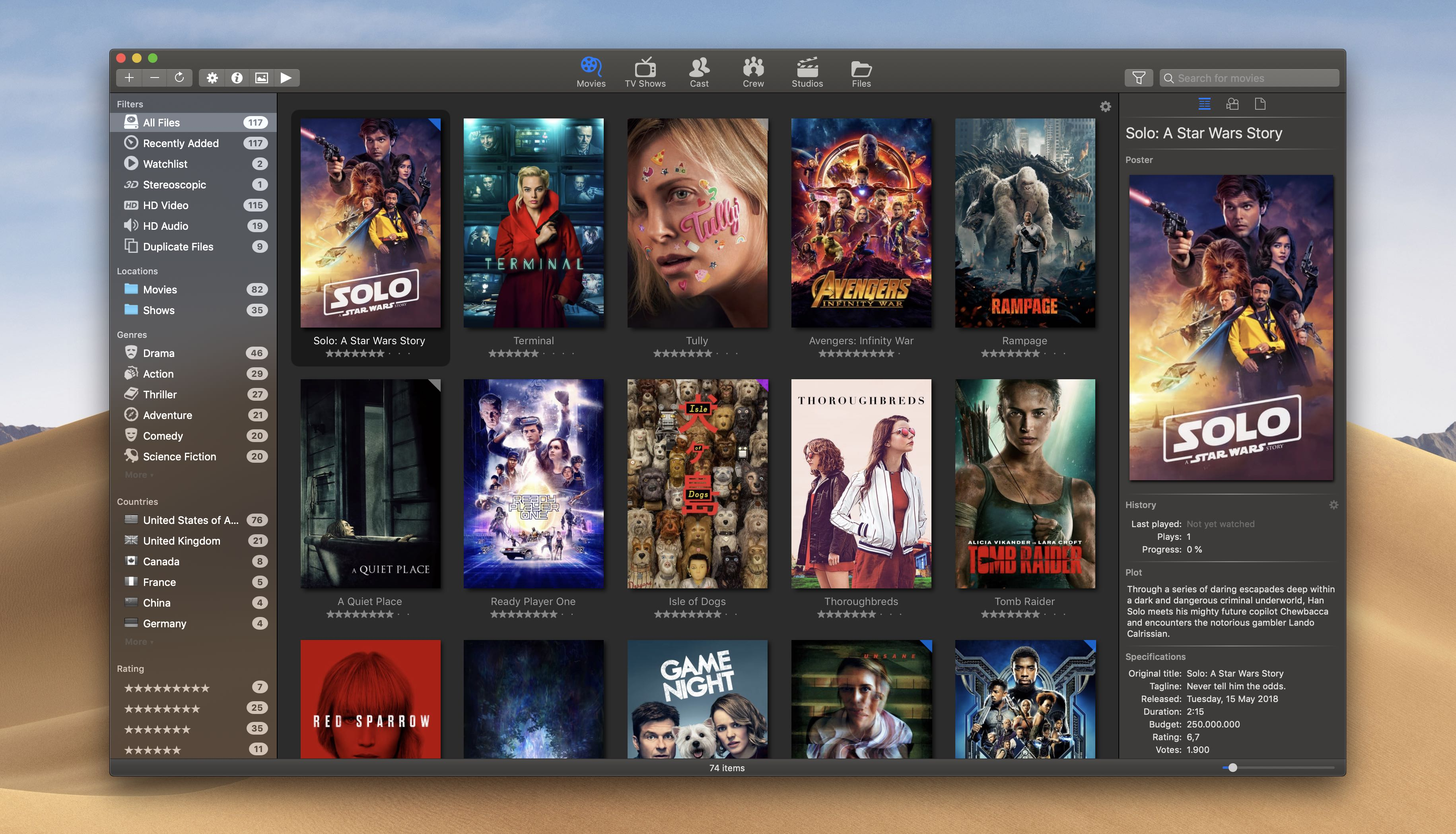 Movie Explorer 1.8.6