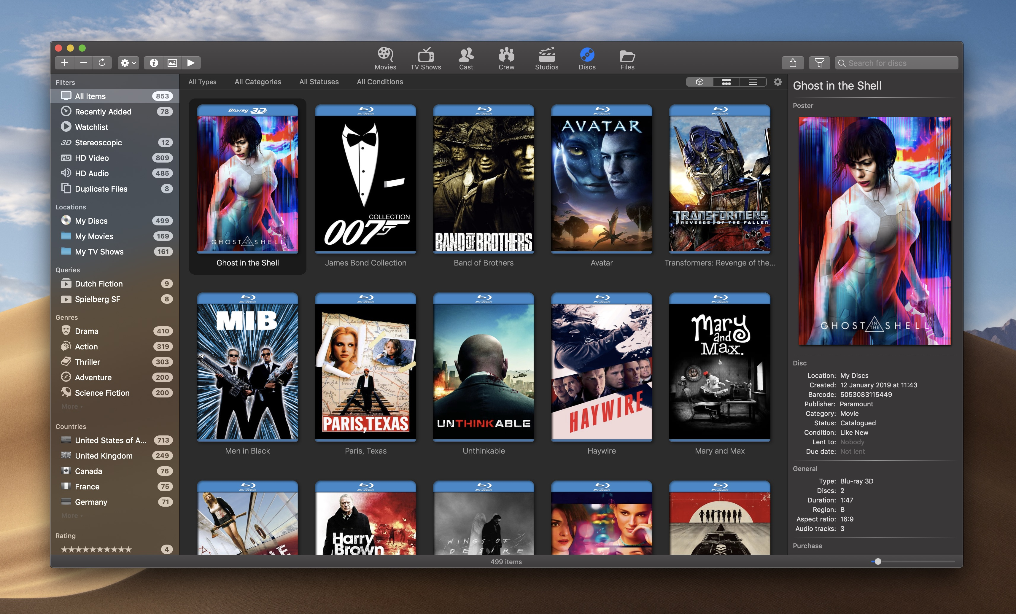 Movie Explorer Pro 2.0