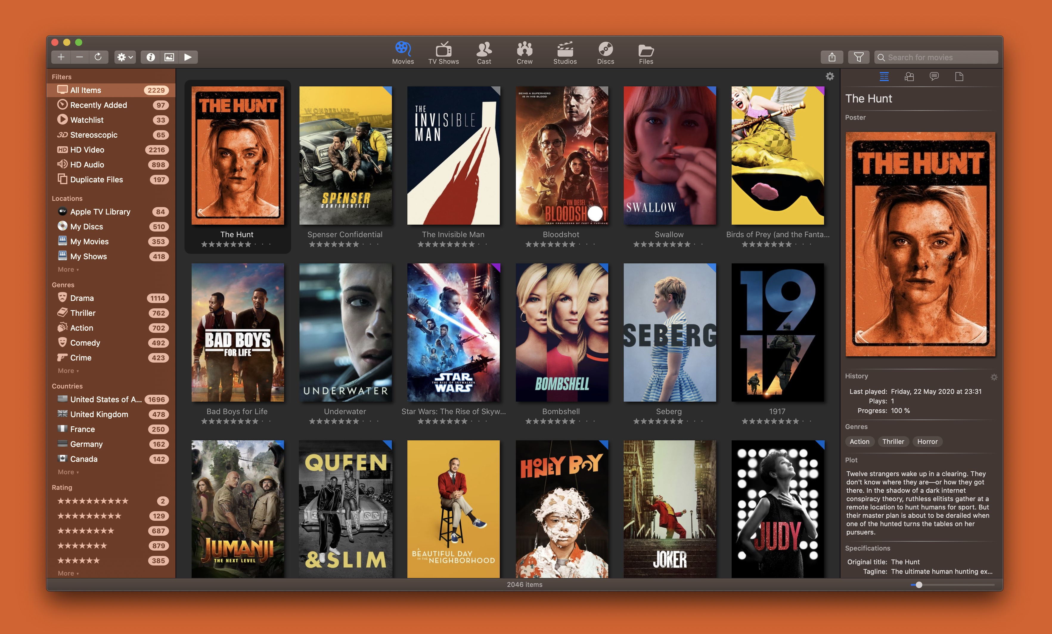 Movie Explorer Pro 2.1.2