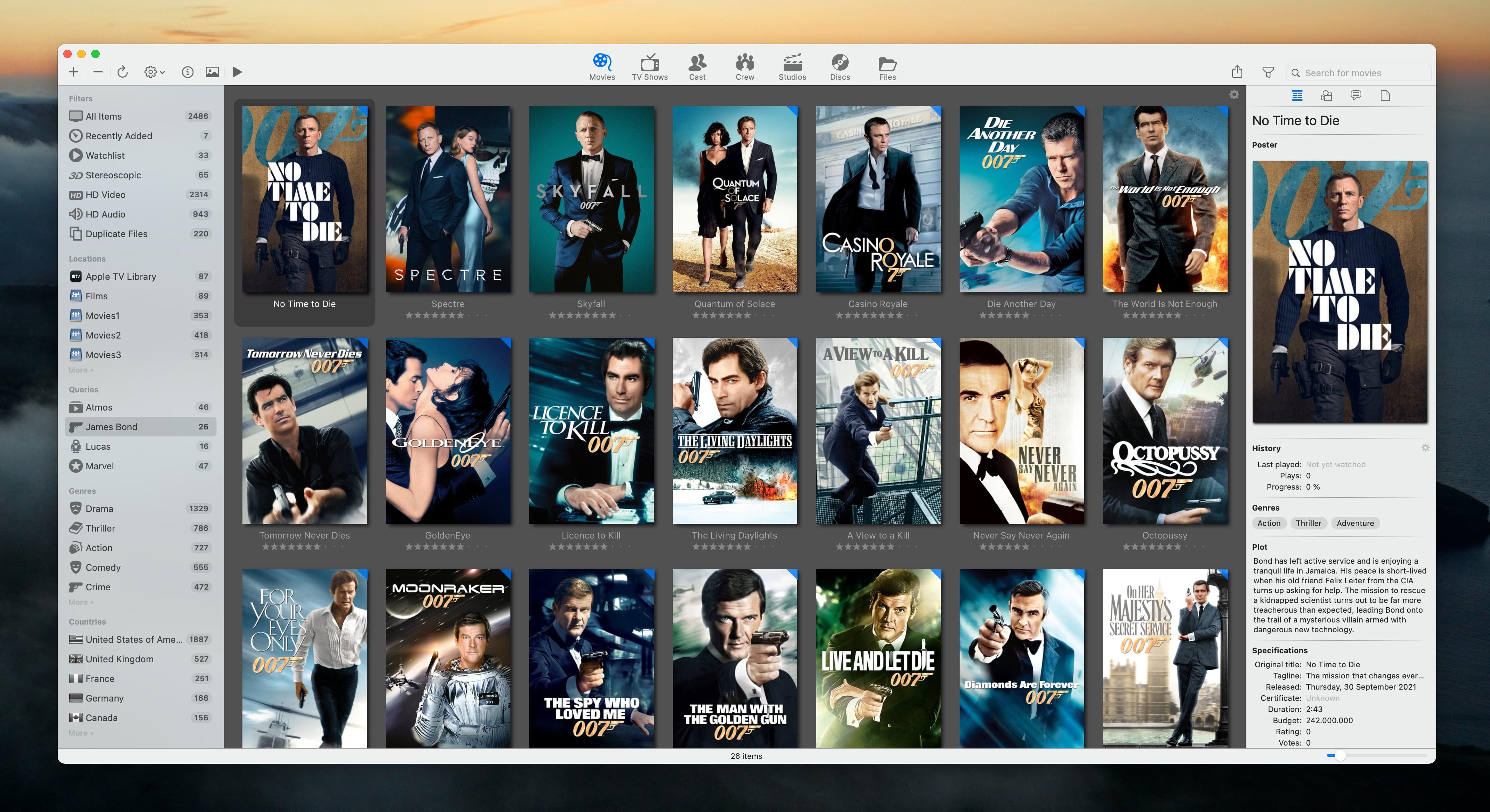 Movie Explorer Pro 2.3